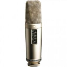 Студийный конденсаторный микрофон RODE NT2-A